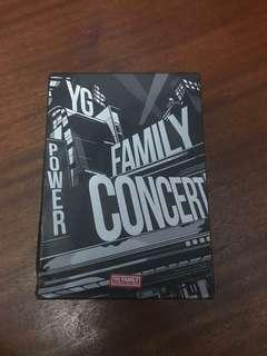 YG Family Concert Tour CD Live