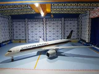 A350-900 Singapore Airline Scale 1:400