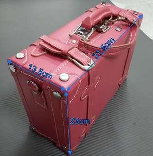Ethos復古行李箱/登機箱