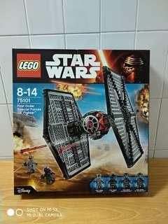 Lego Star Wars - 75101 - First Order Special Forces Tie Fighter