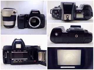 [保固]Nikon F801 專業底片相機 機身