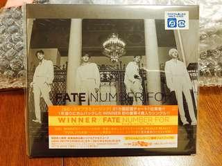 全新 Winner 日輯 Fate number for