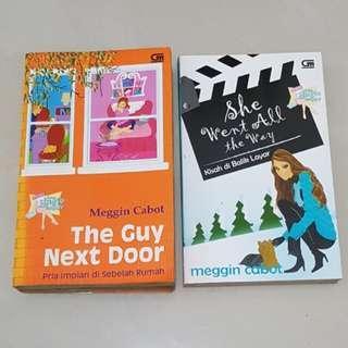 Meggin cabot novels @ 28,000