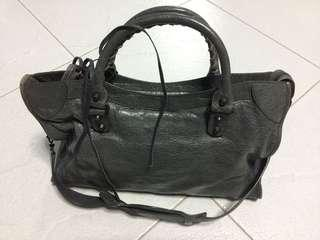 Genuine Balenciaga Authentic Leather Handbag with Certificate Not To Be Missed