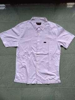 Wrangler White Short shirt