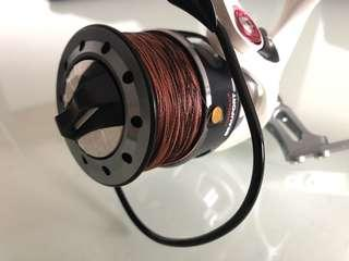 Fishing reel (spinning) Brand: TOMMAN