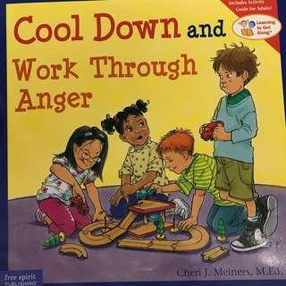 """🚚 PL """"Cool Down and Work Through Anger"""" - Learning to Get Along Series"""