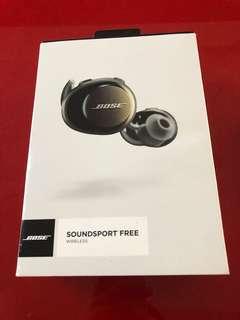 🚚 Bose soundsport free真無線藍芽耳機