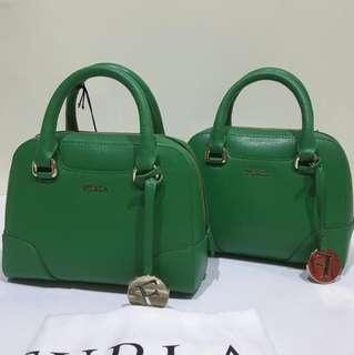 FURLA Dolly Green Small