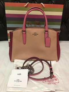 Coach two way bag ( brand new)