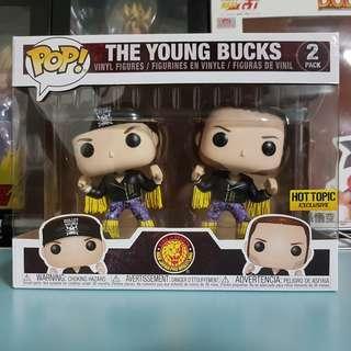[November 2018 • Week 2] Funko POP! The Young Bucks 2 Pack