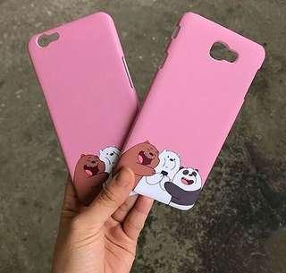 We Bare Bears Phone Cases