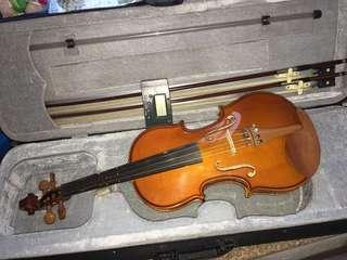 4/4小提琴連調聲找新主人