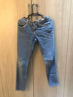 Forever 21 Skinny jeans ankle length