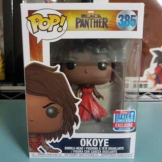 [November 2018 • Week 1] Funko POP! Marvel Black Panther - Okoye