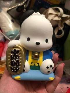pochacco pc狗 sanrio 絕版sanrio