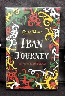# Novel《New Book Condition + Fantasy Fiction Based On The Folklore & Existing Superstitions of The Ibans of Sarawak》Golda Mowe - IBAN JOURNEY