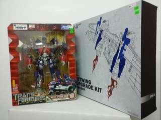 Takara Transformers Optimus Prime Jetwing Set