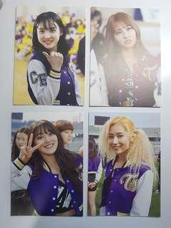 wts twice page 2 monograph postcards