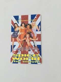 SMRT Card - Spice World