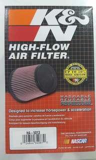 BNIB Reusable K&N Filter for CBR400R, CB400F & CB400X Honda