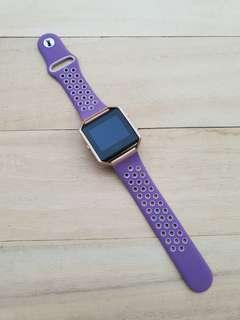 🚚 Fitbit Blaze Replacement Strap Active Sport Nike-Inspired