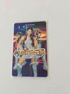 SMRT Card - COCO 李玟