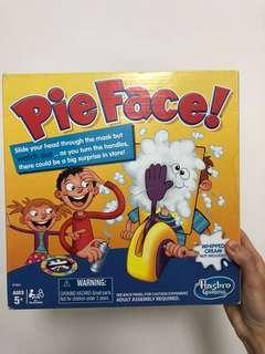 Pie Face 忌廉蓋面 遊戲 group game
