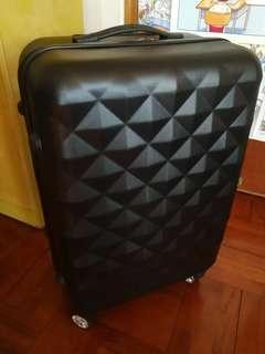 Luggage 25' suitcase