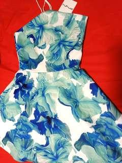 BN with tag flora dress