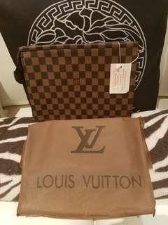 Loui Vuitton  Clutch iPad case