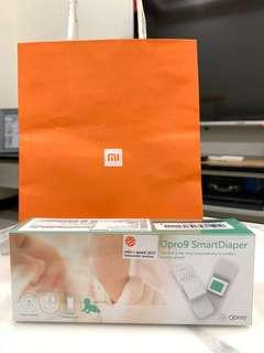 Opro9 SmartDiaper 智慧尿溼感知器