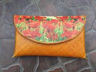 Dompet Ayaman - Orange