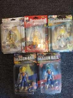 Dragon Ball Z (shodo) 3.75 scale