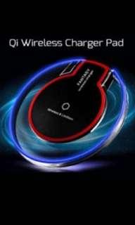 Wireless Qi Charger for Samsung/ Iphone
