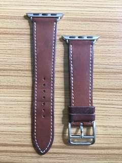 HERMES WATCH STRAP 38MM for APPLE WATCH