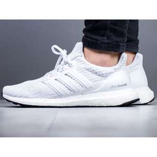 9ca20ed96 adidas Ultra Boost 4.0 Running White