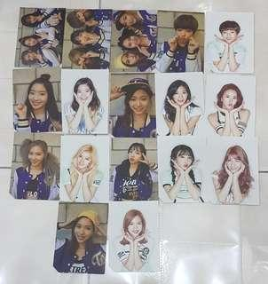TWICE Page Two Cheer Up Photocard