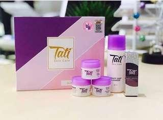 TATI SKINCARE - NEW PACKAGING