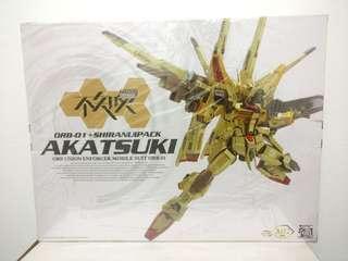DM Model Kit - Akatsuki Gundam Shiranui/Oowashi Pack