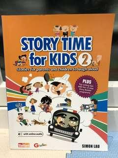 Story time for Kids 2