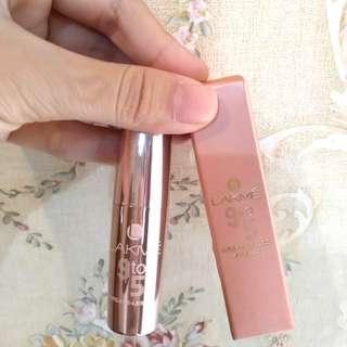Lakme 9 to 5 Careless Lipstick
