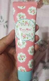 Rose Mine Perfumed Hand Cream