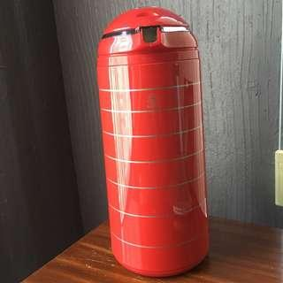 Nikko Thermo Pot Red (Free Shipping)