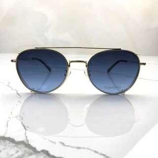 2e16e9a0d50 Tom Ford FT5328 eyewear with Clip on 眼鏡