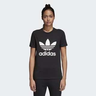 BNWT Adidas Originals Trefoil Tee