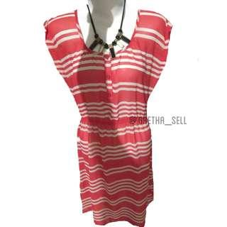 NEW!! Stripes Dress #bersihbersih