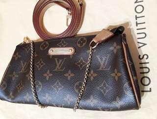 *RSVD*Louis Vuitton LV Eva Clutch