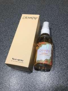 Colourpop Crystal Setting Spray