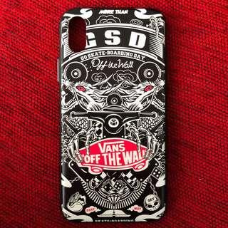 Iphone X Vans Phone Case